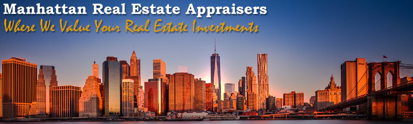 Manhattan Real Estate Appraisers